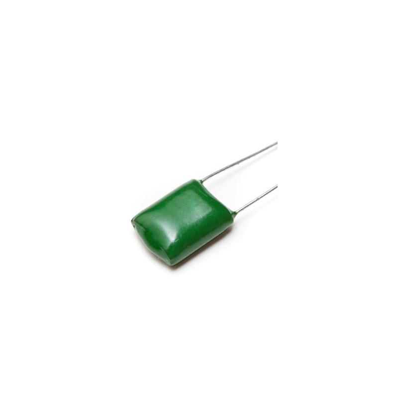 Trigger capacitor for Xenon flash tube lamps trigger coil transformer