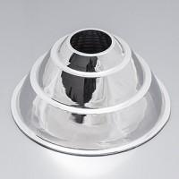 Parabolic Xenon flash lamp reflector cup, Reflective flashtube holder