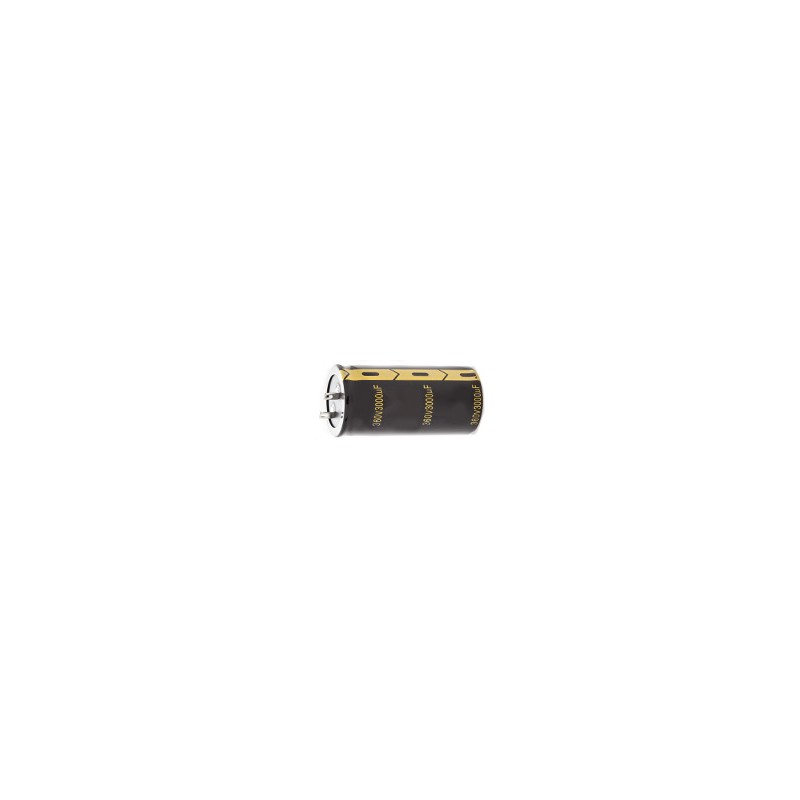 360v 3000uF PhotoFlash Capacitor, Pulsed discharge Xenon flash flashtube, Low ESR