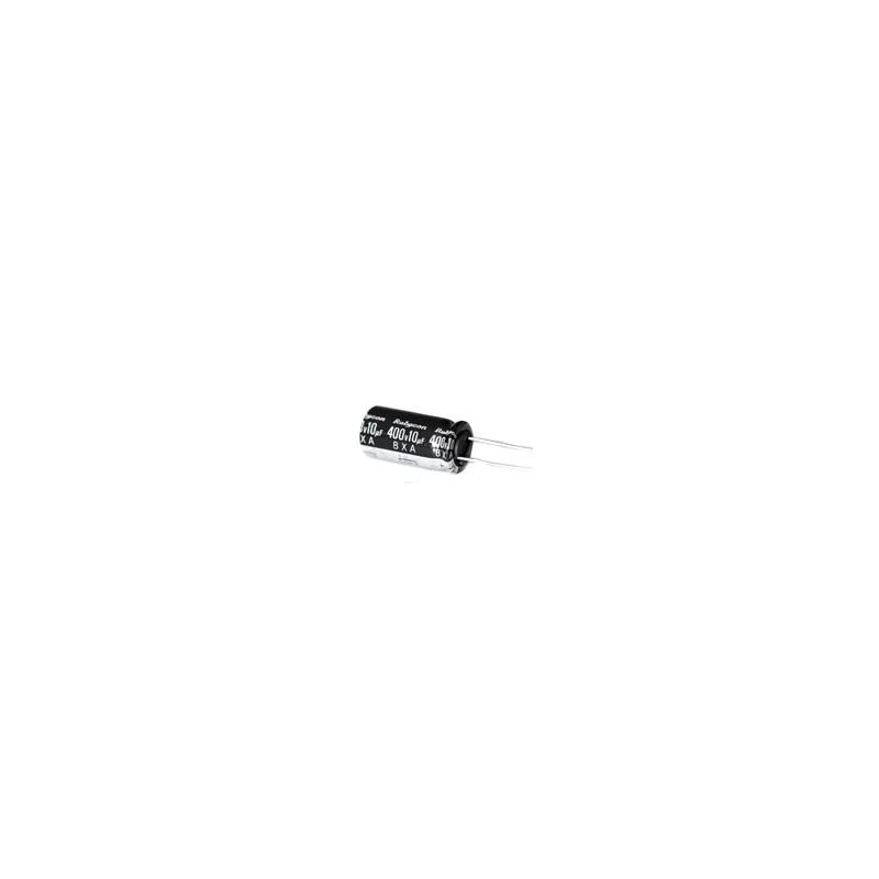 400v 10uF Electrolytic Capacitor