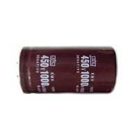 450v 1000uF Electrolytic Capacitor