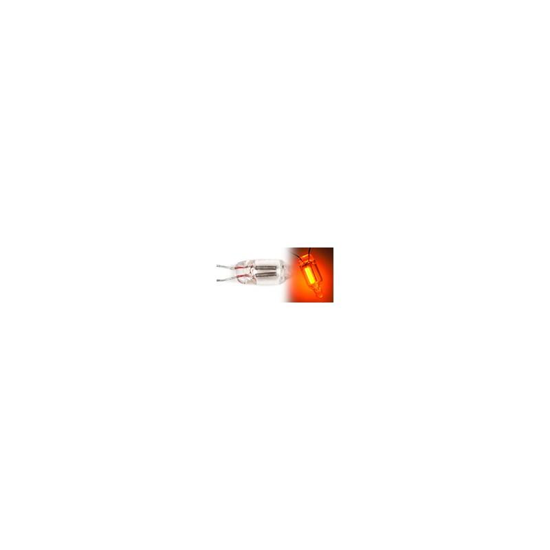 Orange Neon indicator bulb NE-2