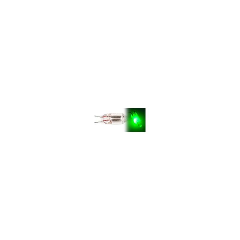 Green Neon indicator bulb NE-2