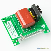 12v Power Strobe Complete board for Warning lights - xenon flash lamp warning beacon module