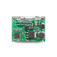 12v Nano Strobe Compact board for Warning lights - xenon flash lamp warning beacon module