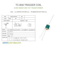 TC-B40 Trigger coil for Xenon flash tube lamps