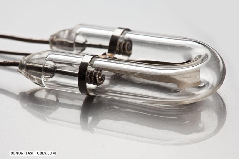 Flasher tube