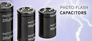 PHOTO-FLASH CAPACITORS