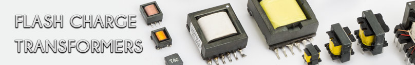 High voltage DC-DC Flyback Transformers for Xenon Flash